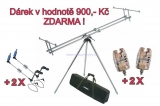 AKCE - Tripod Executive + ZDARMA 2 x Sounder Easy a 2 x SWINGARM Easy